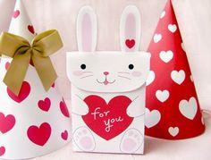 Scatolina fai da te per romantici regali!