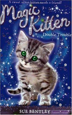 Bestseller Books Online Double Trouble #4 (Magic Kitten) Sue Bentley $4.99  - http://www.ebooknetworking.net/books_detail-0448450607.html