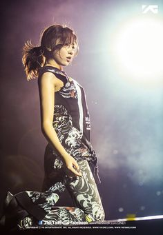 MINZY | 2NE1 ALL OR NOTHING 2014 WORLD TOUR IN MACAU x THE VENETIAN'S COTAI ARENA