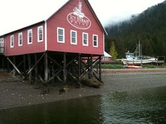 Icy Strait Point - Alaska