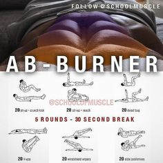 Set of exercises for the press! Hit Fat burning workout. Example of exercises on the press, perform strictly according to the instructions, save the picture yourself! Another set of exercises that can be done both at home and in the gym!