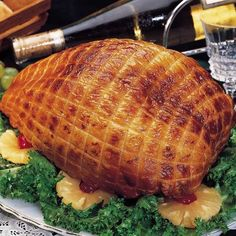 Smoked Turkey Breast from Burgers Smokehouse | Turkey is a good source of vitamin B5, and smoked turkey is a particularly delicious way to enjoy it.