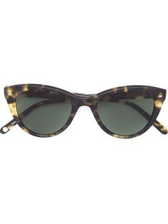 1a21d296bc3 Garrett Leight Garrett Leight x Clare V. sunglasses Cat Eye Frames