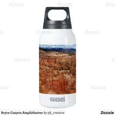 Bryce Canyon Amphitheater Thermos Bottle