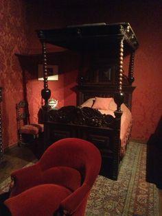 Chambre de Victor Hugo