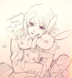Alois Trancy, ,black butler, , kuroshitsuji, , anime drawing, , by yana toboso, , happy birthday