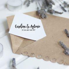 61bc2a6cf 42 mejores imágenes de sellos de boda | Sellos de boda, Ideas para ...