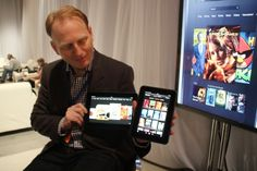 Meet the Amazon Kindle Fire HD and Kindle Paperwhite