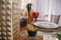 Mesa Descolada - Editorial Natal- Home Decor- Decoração Festas- Mesas Decoração- Natal