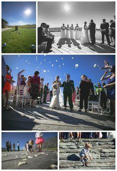 A Queenstown, NZ Wedding  © Dan Childs Photography