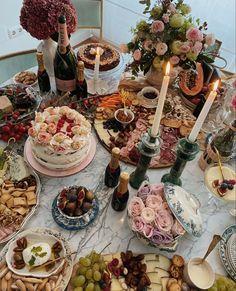 Fall Recipes, Vegan Recipes, Sleepover Food, Happy Birthday Girls, Good Food, Yummy Food, Aesthetic Food, Fine Dining, Tapas