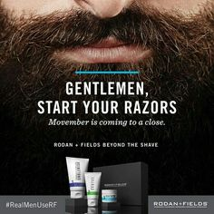 Beyond the shave skincare for men