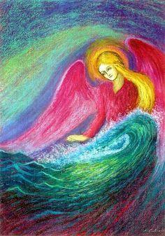 Este ritual crea una poderosa cruz interna de luz. La meditación se realiza de pie, tal como la mayoría de los sacerdotes y rabinos ejecutan todos sus rituales y plegarias. Ponte de pie con los pie…