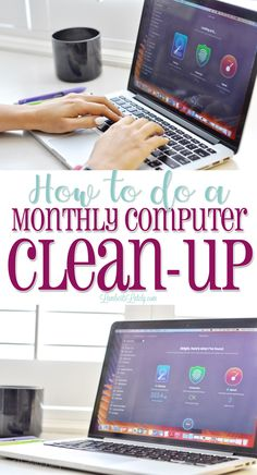 How to Do a Monthly Computer Clean Up Elektroniken clean Computer Monthly Computer Shortcut Keys, Computer Basics, Computer Help, Computer Tips, Computer Hacking, Gaming Computer, How To Clean Computer, Life Hacks Computer, Phone Hacks
