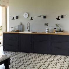 Interieur   10x inspiratie voor een zwarte keuken - Woonblog StijlvolStyling.com