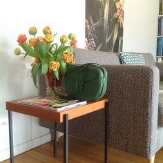 #LouisVuitton #LV #vintage #vert #green
