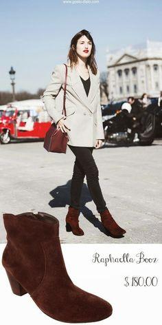 Sapatos de inverno 2015
