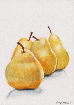 ...reminds me of the delicious Ayers pears our tree grew last summer ~ love permaculture gardening...