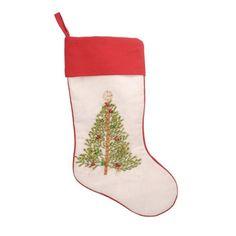 Yester-year Embroidered Christmas Stocking - Christmas Tree Grasslands Road http://www.amazon.com/dp/B00G1XDD4A/ref=cm_sw_r_pi_dp_9RrAub1CEW21E