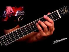 Give Me One Reason To Play Rhythm Guitar - YouTube