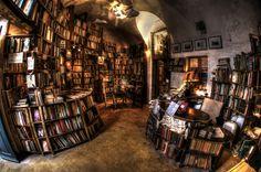Atlantis bookstore by T O M, via 500px