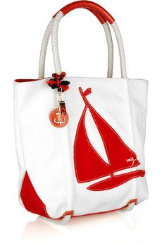Milly Sailboat Tote