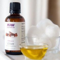 Touted as the best way to tackle toothache while you are waiting to see a dentist. Clove Oil can provide temporary relief from toothache, check out how ---->http://www.extrawellness.net/natural-toothache-relief/