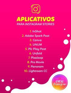 Instagram Blog, Logo Instagram, Instagram Marketing, Story Instagram, Creative Instagram Stories, Digital Marketing Strategy, Social Marketing, Inbound Marketing, Fotografia Tutorial