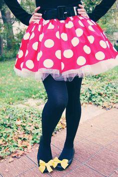 fari - cute Minnie Mouse costume