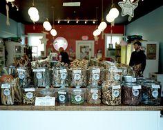 Polka Dog Bakery in Jamaica Plain, MA. Photo by Reid Haithcock