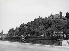 Prestwich, Bury Old Road, east side