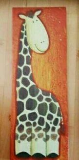 Bild Kinderzimmer Tiere Giraffe Dekoration in Niedersachsen - Spelle   eBay Kleinanzeigen
