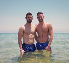Junge Schwule Männer