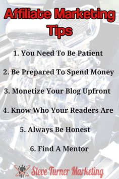 Essential affiliate marketing tips to help you to build a sustainable business. Affiliate Marketing, Business, Tips, Blog, Blogging