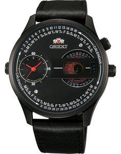 Orient Men's Dual Time Zone Automatic Quartz Combination Analog Watch for sale online Bb Shop, Orient Watch, Time Zones, Watch Sale, Watch Bands, Chronograph, Watches For Men, Quartz, Boutique