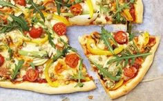 Kasvispizza / Vegetarian pizza