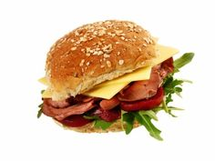 Quick & Easy Sugar-Smart Recipes: Roast Beef, Swiss, and Arugula Sandwich http://www.prevention.com/food/healthy-eating-tips/easy-low-sugar-recipes-sugar-smart-diet?s=6