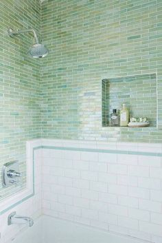 tile trends mint green bathroom tile