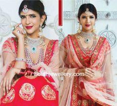 Lakshmi Manchu in Diamond Jewellery photo