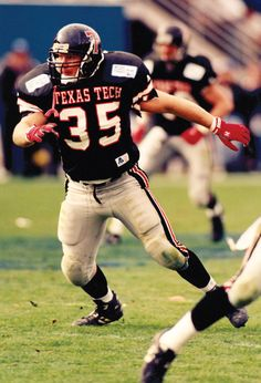 Zach Thomas inducted into the Southwest Conference Hall of Fame 2014 Class | Reagor Dykes Auto Group | Texas Tech University | Football