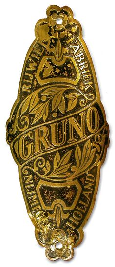 Bruno headbadge
