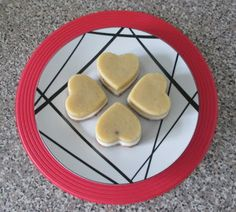 Mini-cheesecakes de banana