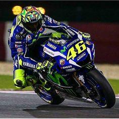 Valentino Rossi Qatar