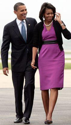 Dress- Michelle Obama