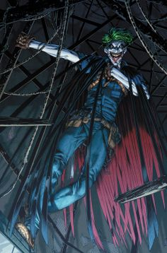 ✭  The Joker by Brett Booth, Norm Rapmund and Andrew Dalhouse