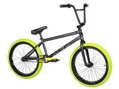 "Subrosa Bikes ""Arum"" 2017 BMX Bike - Black Luster / Neon Yellow"
