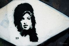 Stencil Graffiti, If I Die, One Year Anniversary, Amy Winehouse, Rest In Peace, Happy Girls, Vienna, Cosmos, Famous People