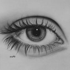 Realistic eye, realistic pencil drawings, my drawings, beautiful drawings, Realistic Pencil Drawings, Art Drawings Sketches Simple, Pencil Art Drawings, Realistic Eye Tattoo, Eye Pencil Drawing, Pencil Sketching, Drawing Eyes, Beautiful Drawings, Eye Drawing Tutorials
