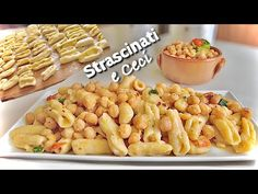 Ζυμαρικά και έτοιμα ρεβίθια χειροποίητων σιμιγδάλι 🍝 - YouTube Gnocchi, Pasta Dishes, Biscotti, Macaroni And Cheese, Vegetables, Ethnic Recipes, Food, Youtube, Homemade Pasta
