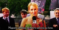 J.K. Rowling sent an amazing letter to a shooting survivor!